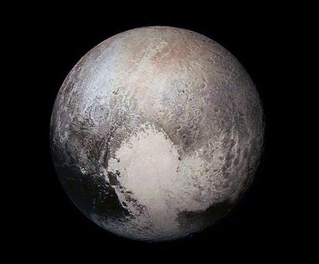 Exploring Pluto